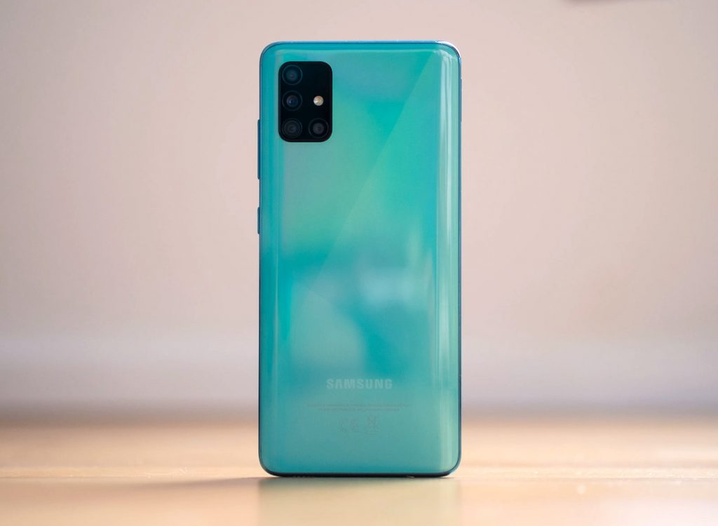Samsug Galaxy A51 prix en maroc