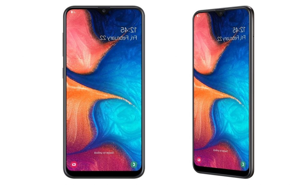 Samsung Galaxy A20 Prix Maroc