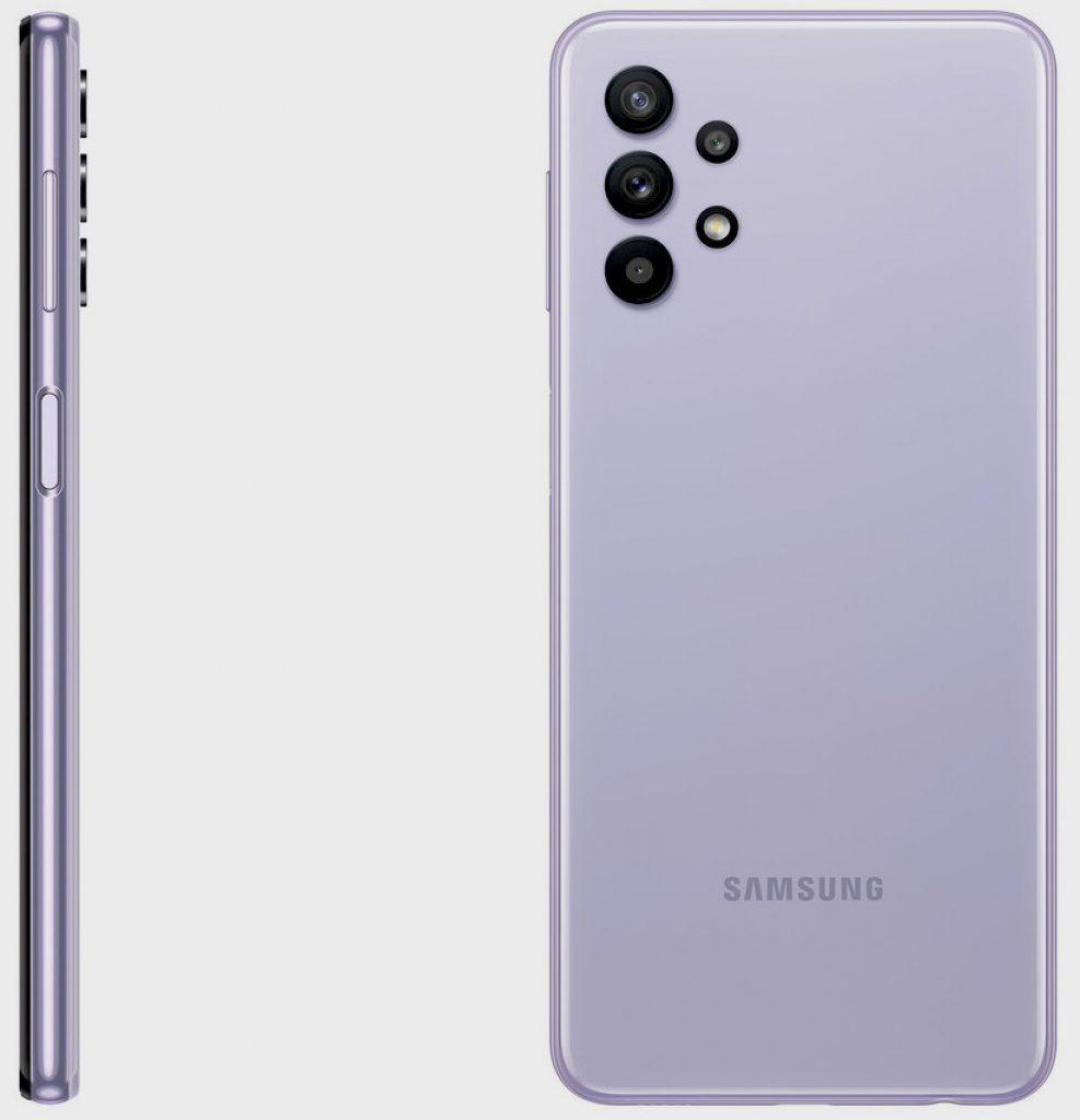Samsung Galaxy A32 Maroc