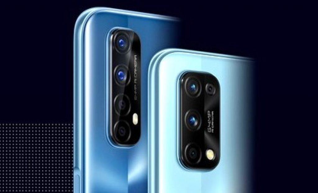 smartphone Realme 7 Pro Prix Maroc