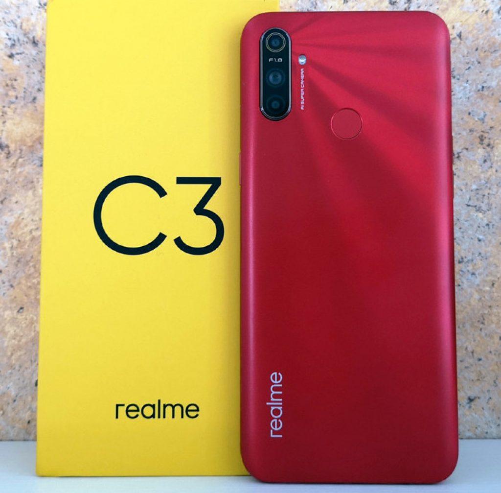 Realme C 3 Prix Maroc