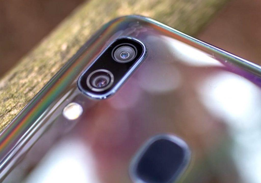 Samsung Galaxy A40 Maroc