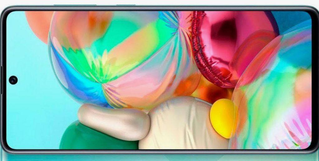 Samsung Galaxy A72 Prix au Maroc