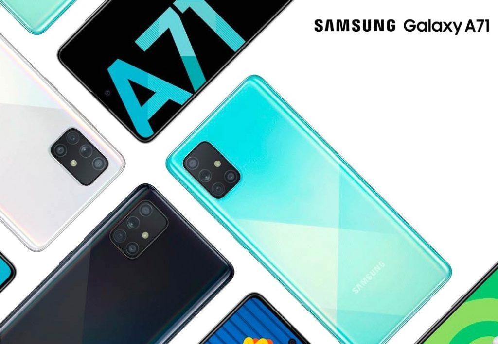 Samsung A71 Prix Maroc