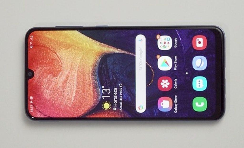 Samsung Galaxy A50 Prix Maroc