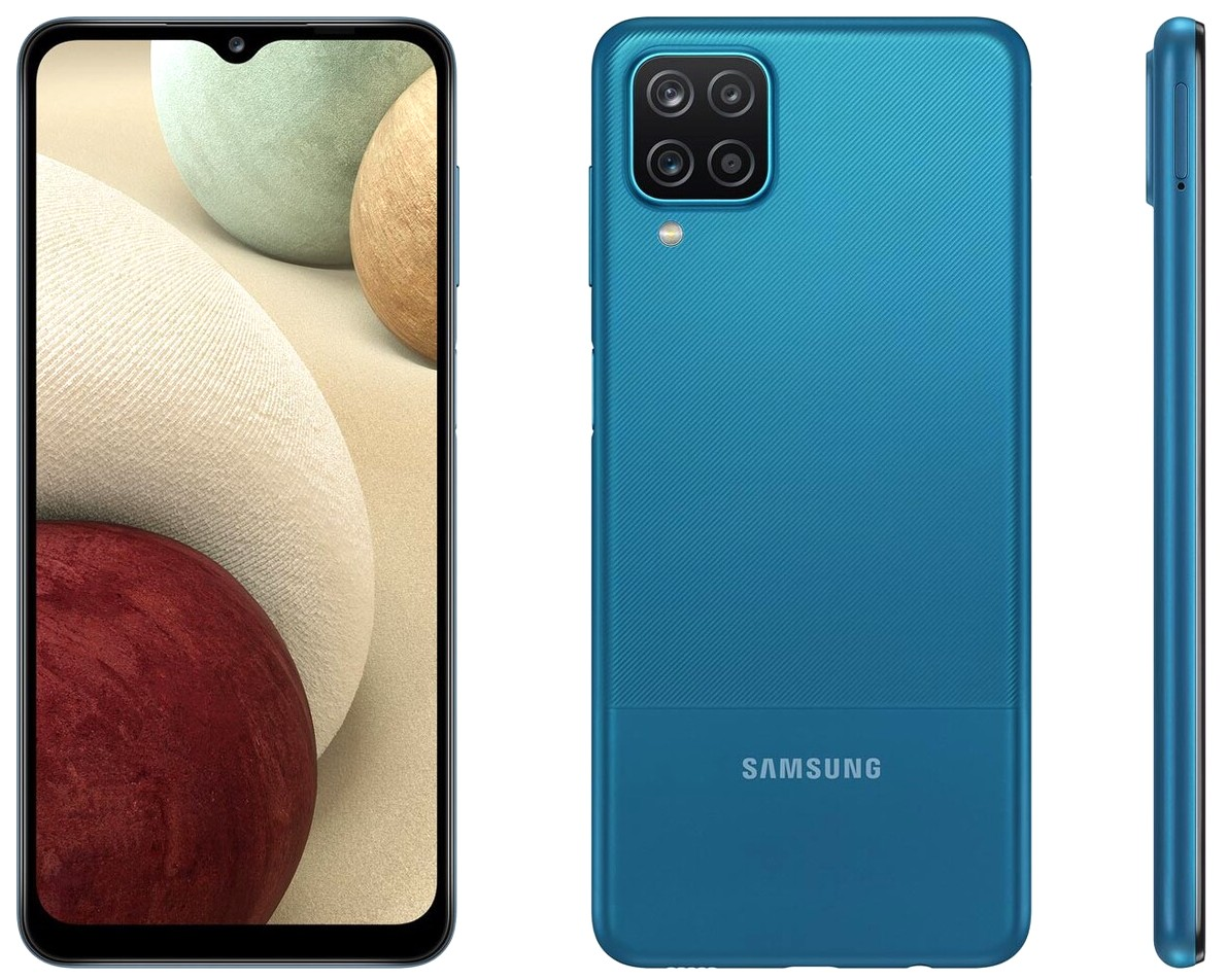 Samsung Galaxy A12 Prix au Maroc
