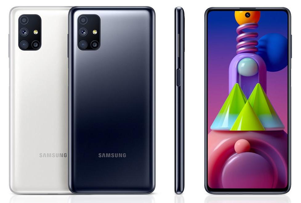 Samsung Galaxy M51 Maroc